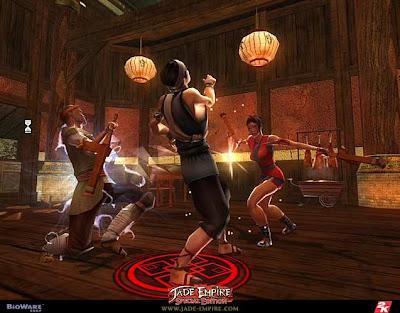 Jade Empire: Special Edition Screenshots 2