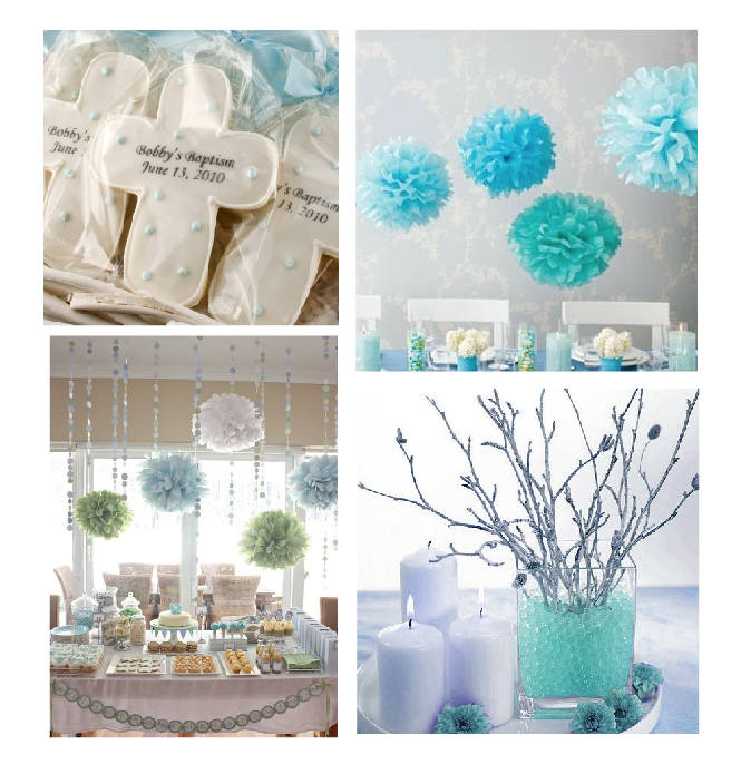 Christening decoration ideas apartment design ideas for Baby christening decoration