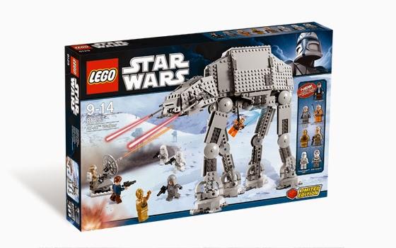 Lego 8129 AT-AT