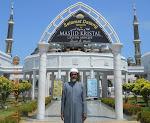 masjid kristal.      Terengganu