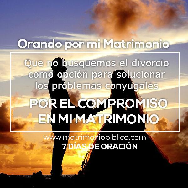 Oracion Para Matrimonio Catolico : Matrimonio bíblico días de oración que no