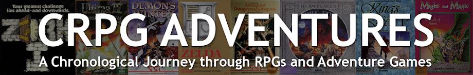 CRPG Adventures