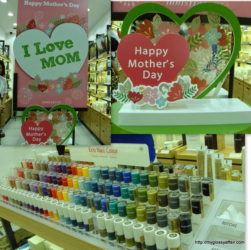 My Fun Friday with Innisfree - Nail Art Session - Happy Mother's Day :)