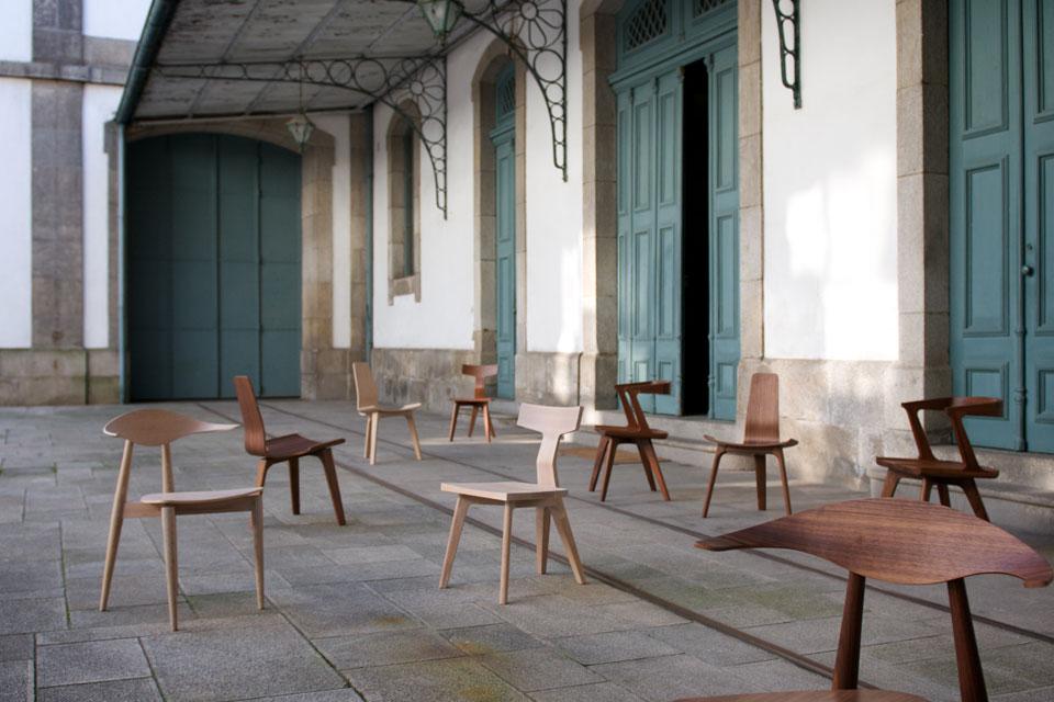 scrapbook Matthew Hilton Furniture Designer UK