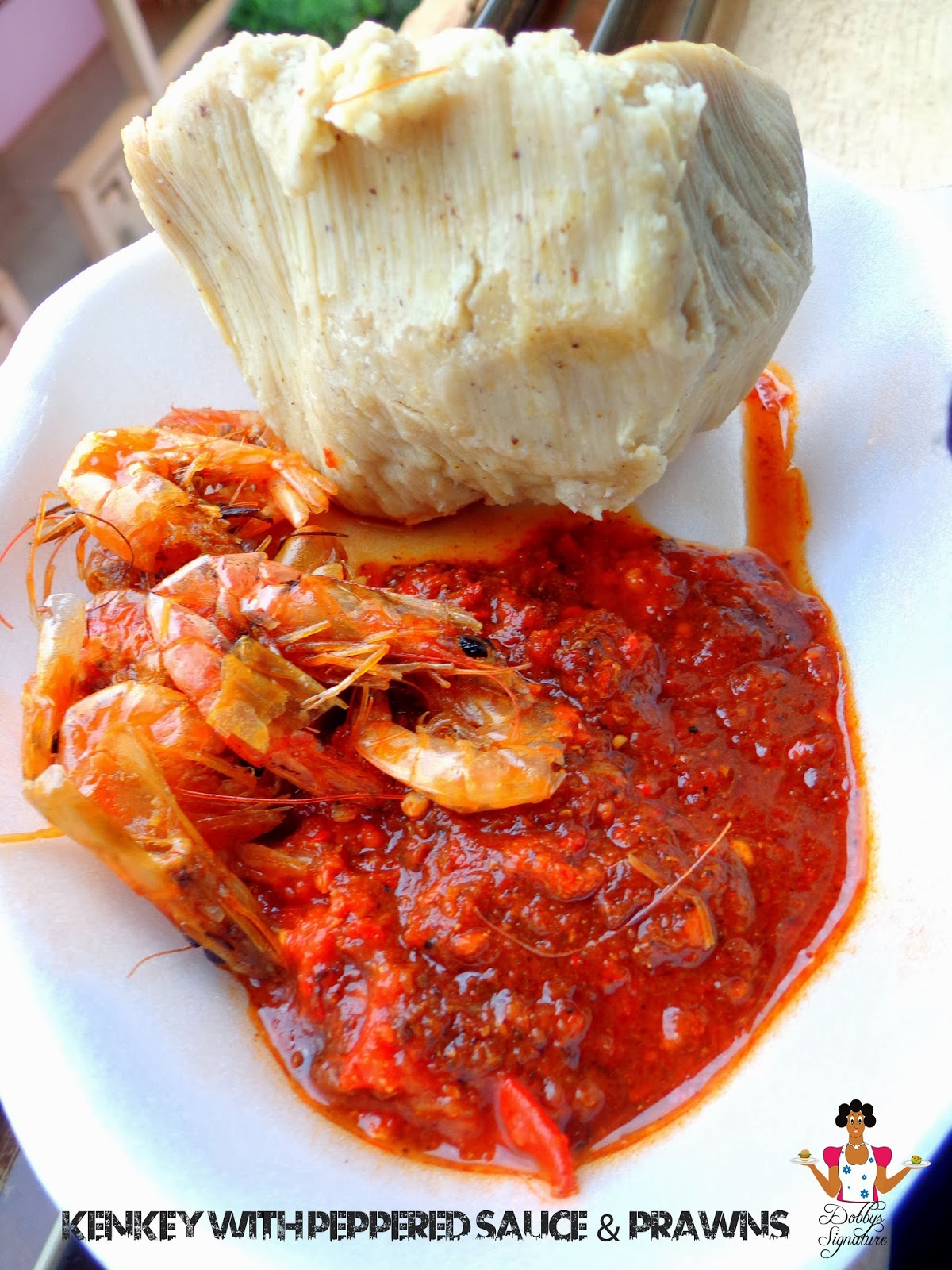 Nigerian Street Food Peppered Yam Or Potatoes
