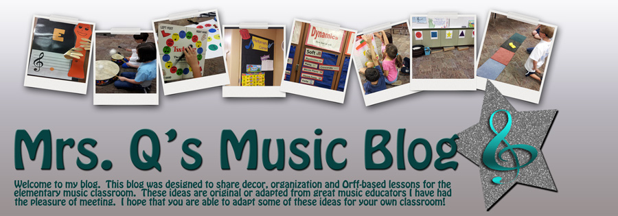 Mrs. Q's Music Blog