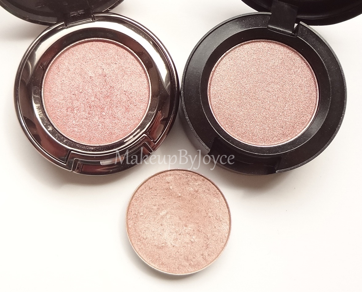 ❤ MakeupByJoyce ❤** !: Swatches + Comparison: MAC Jete and Moth ...