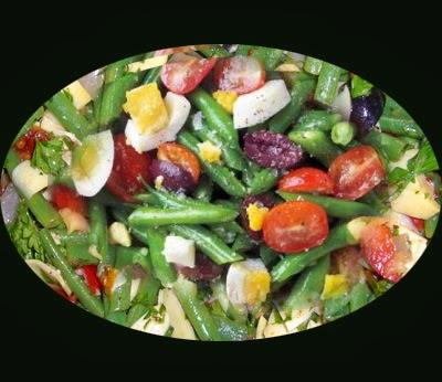 diyet, salata, kilo verme, rejim yemeği
