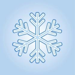 flocon de neige (dessin)