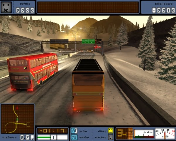 Bus Driver Game Full Version  With Crack
