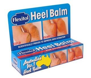 Amostra Gratis Creme Flexitol para pés ressecados