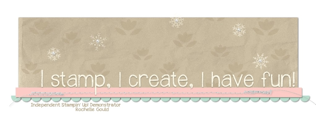 I stamp, I create, I have fun!