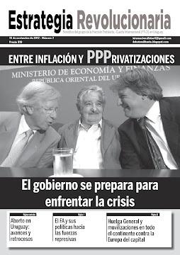Periódico Estrategia Revolucionaria nº2
