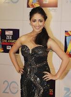 Yami, Gautham, @, Zee, Cinema, Awards