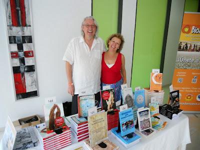 Biodanza Libros en el IX Encuentro Español de Biodanza