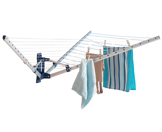 Wall Art Washing Line : Keeping up with the joneses washing lines