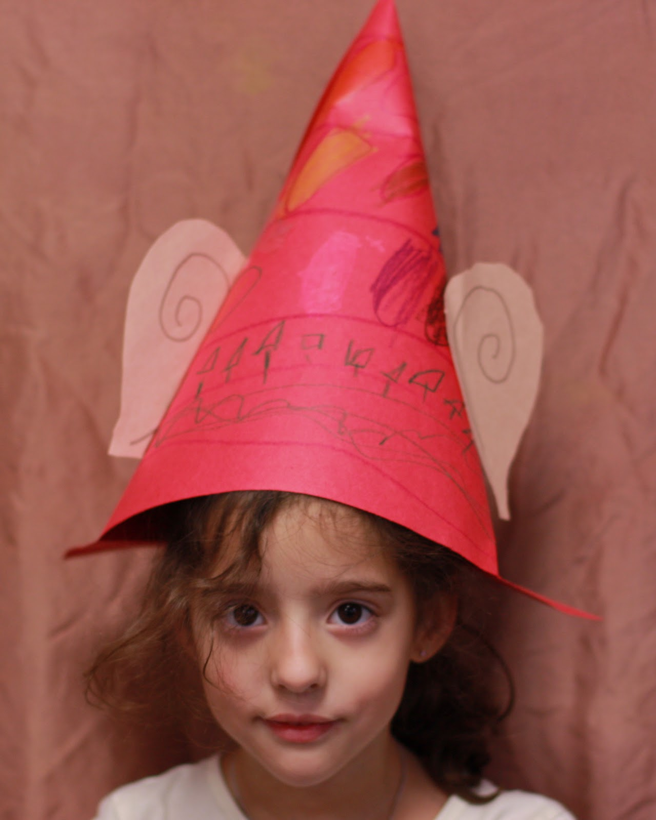 ... what fun! With the Elf on the Shelf rage – we had to make Elf hats