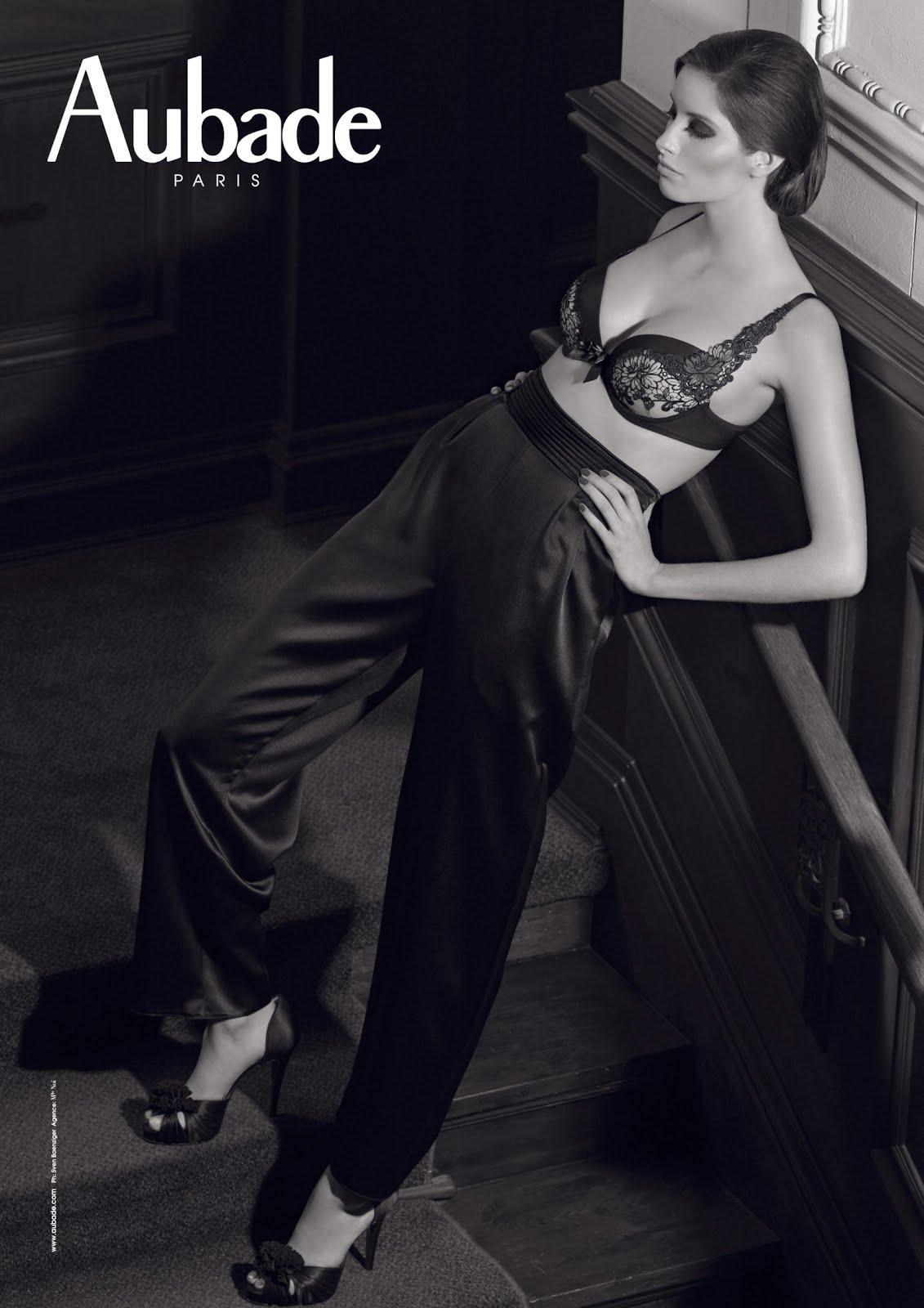 camille piazza aubade lingerie collection lingerie models. Black Bedroom Furniture Sets. Home Design Ideas