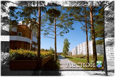 город Лесной