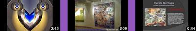 Vídeos sobre el Rivismo. Rostros del Rivismo, Rivismo en Fotogramas y Obras en Shanghai