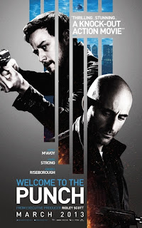 Welcome To The Punch [Conspiração Explosiva] (2013)
