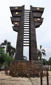 Monumen Kali Bekasi