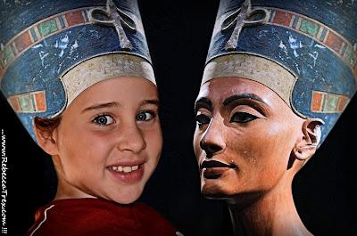 Nefertiti regina egiziana 2013 rebeccatrex