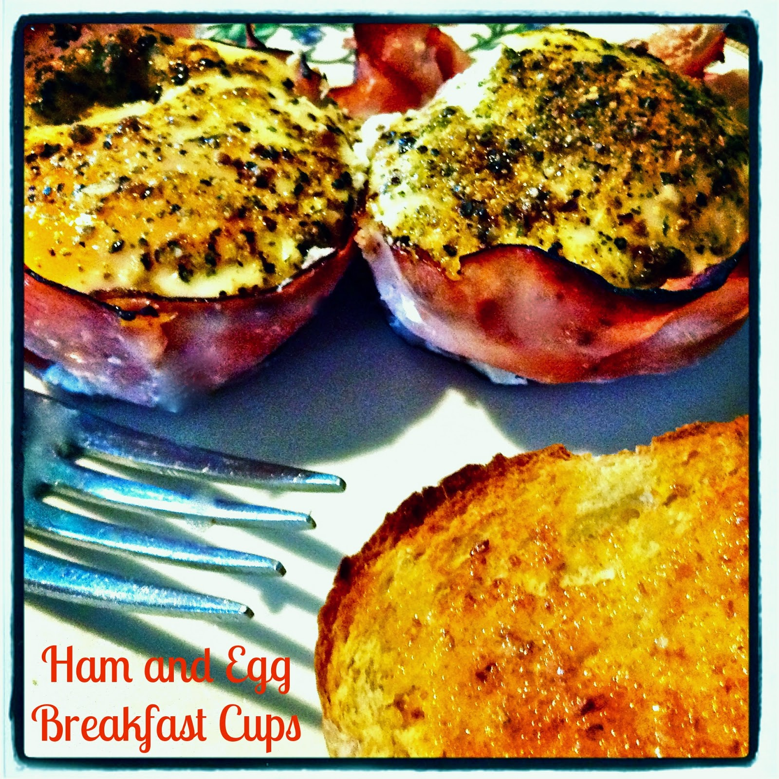 The Weekend Gourmet: June Secret Recipe Club...Featuring Baked Ham ...