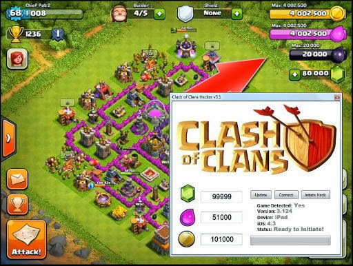 Clash of Clans Cheat War Dragons Cheat Your Way
