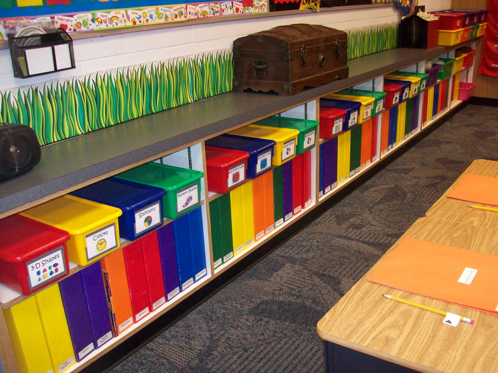 Classroom Storage Ideas ~ Teacher sol middle school offers classroom