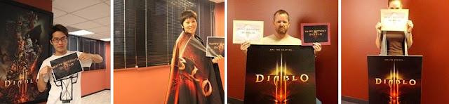 Diablo 3 account buy