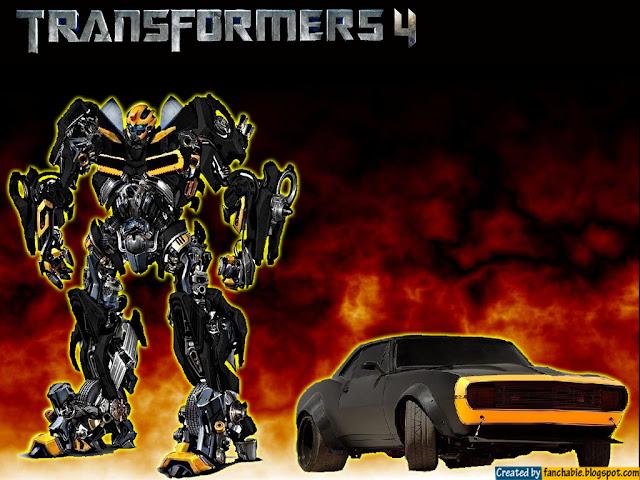 New Transformer 4 Wallpaper