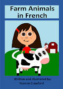 Farm Animals in French is the 7th volume in a booklet series to help chidren .