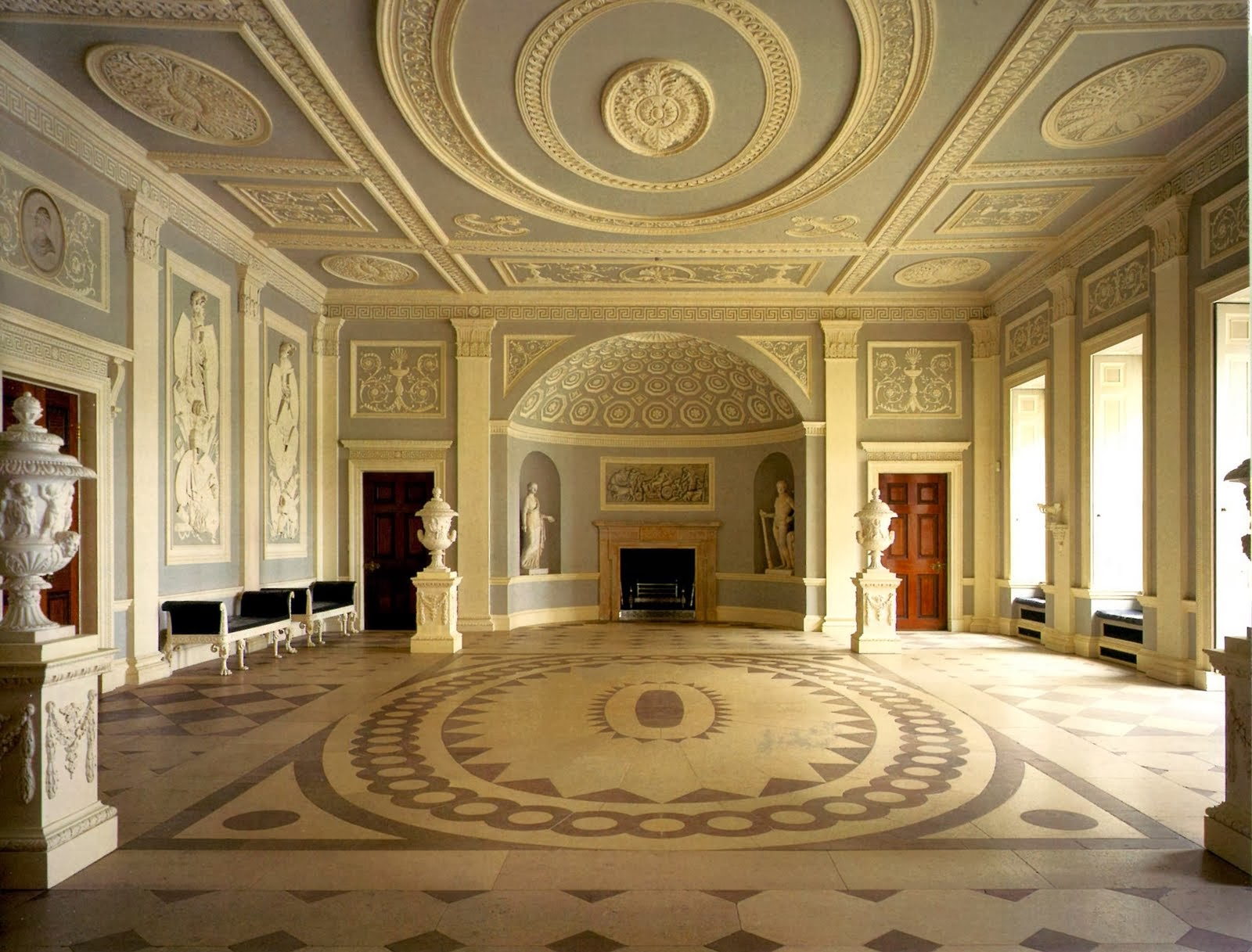Real Finishes The Rococo And Neoclassical