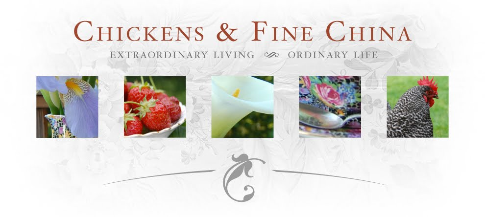 Chickens & Fine China