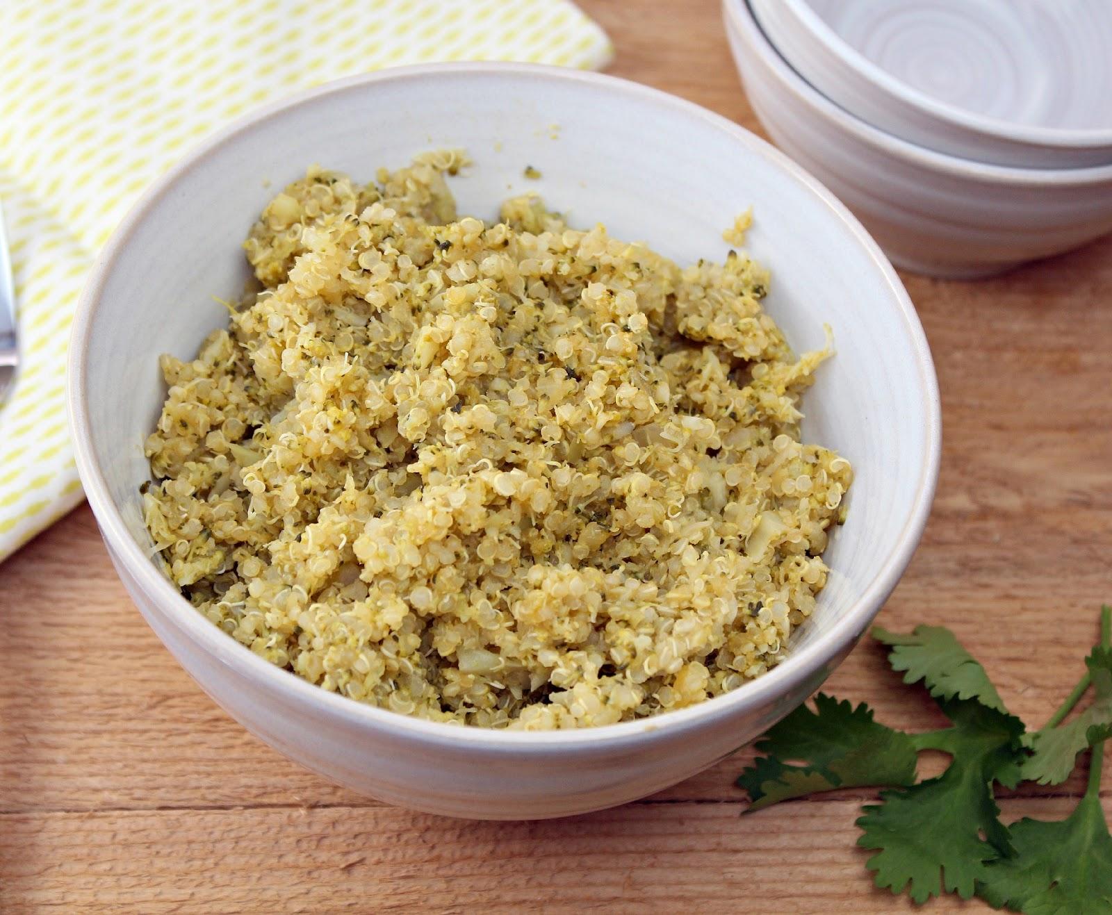 Quinoa Pilaf Recipe — Dishmaps