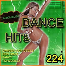 cd - CD Dance Hits Vol.224 (2012)