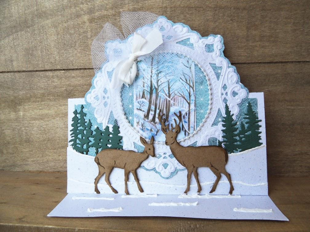 Marianne Design Kerst producten 2014
