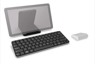 Neue Windows 8 Maus und Tastatur