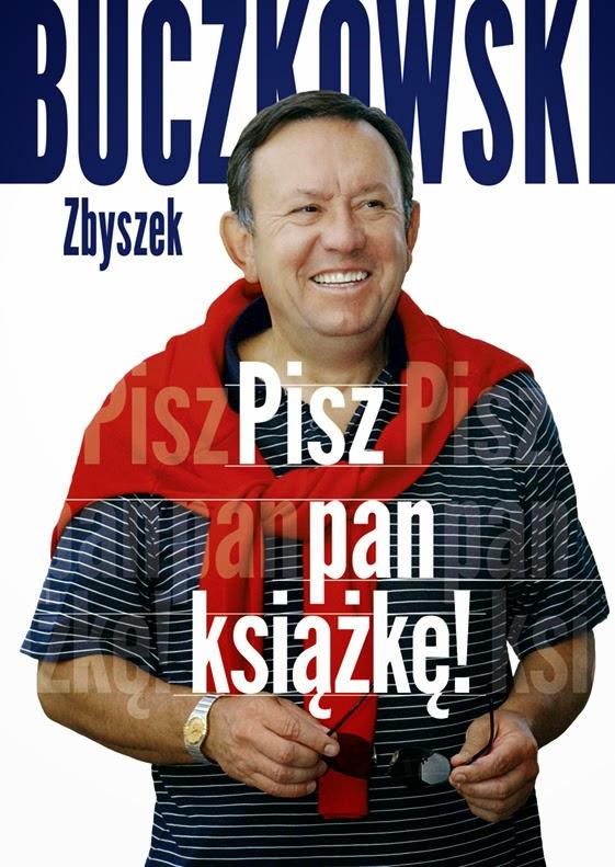 Zbyszek Buczkowski w nowej roli – premiera jego autobiografii