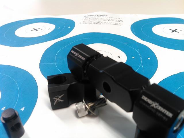 Les Stabilisations Dead Center Archery - La gamme Diamond Series IMG_20160310_162107