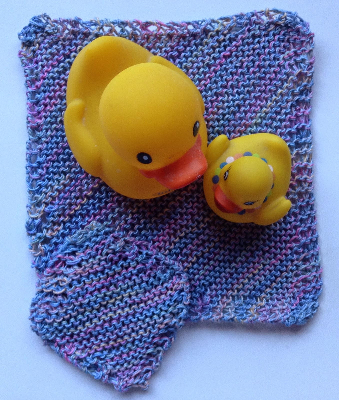 Bev\'s Country Cottage Blog: Knit and cook up a Spa Kit!