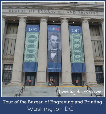 Engraving And Printing Tour Tickets