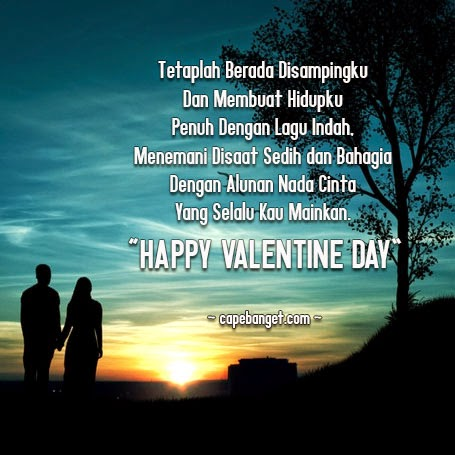 GambarDP BBM Ucapan Selamat Valentine