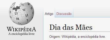 http://pt.wikipedia.org/wiki/Dia_das_M%C3%A3es