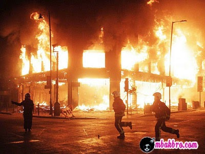 kerusuhan Ferguson