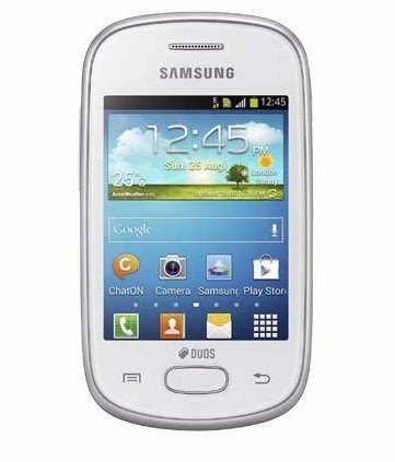 Top 5 Best and Cheapest Android Phones Below Rs. 5000 in 2014 (Samsung Galaxy Star S5282)