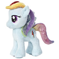 "Rainbow Dash 8"" Aurora Plush"