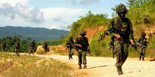 Pembagian BLSM Papua, PT POS Minta Bantuan Personel TNI