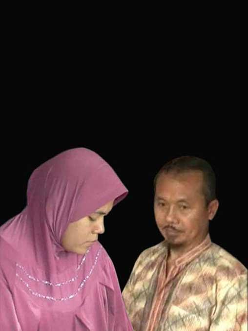 Abud Menjadi Imam Mahdi Karena Wangsit Sang Istri